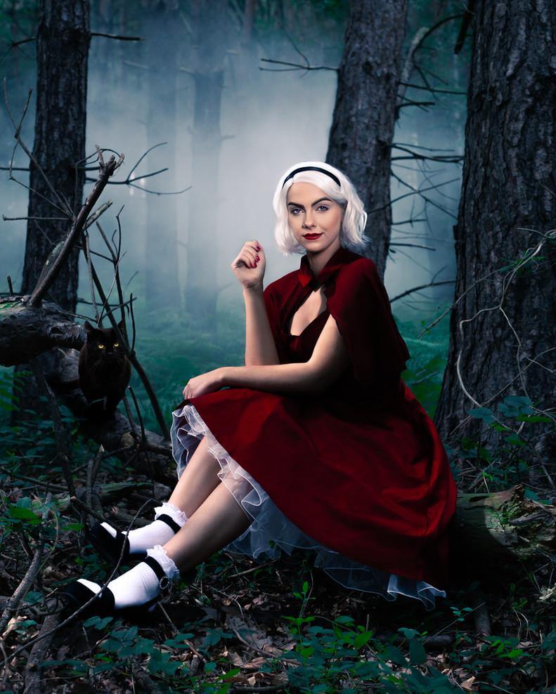 Sophie Hannah • Sabrina The Teenage Witch