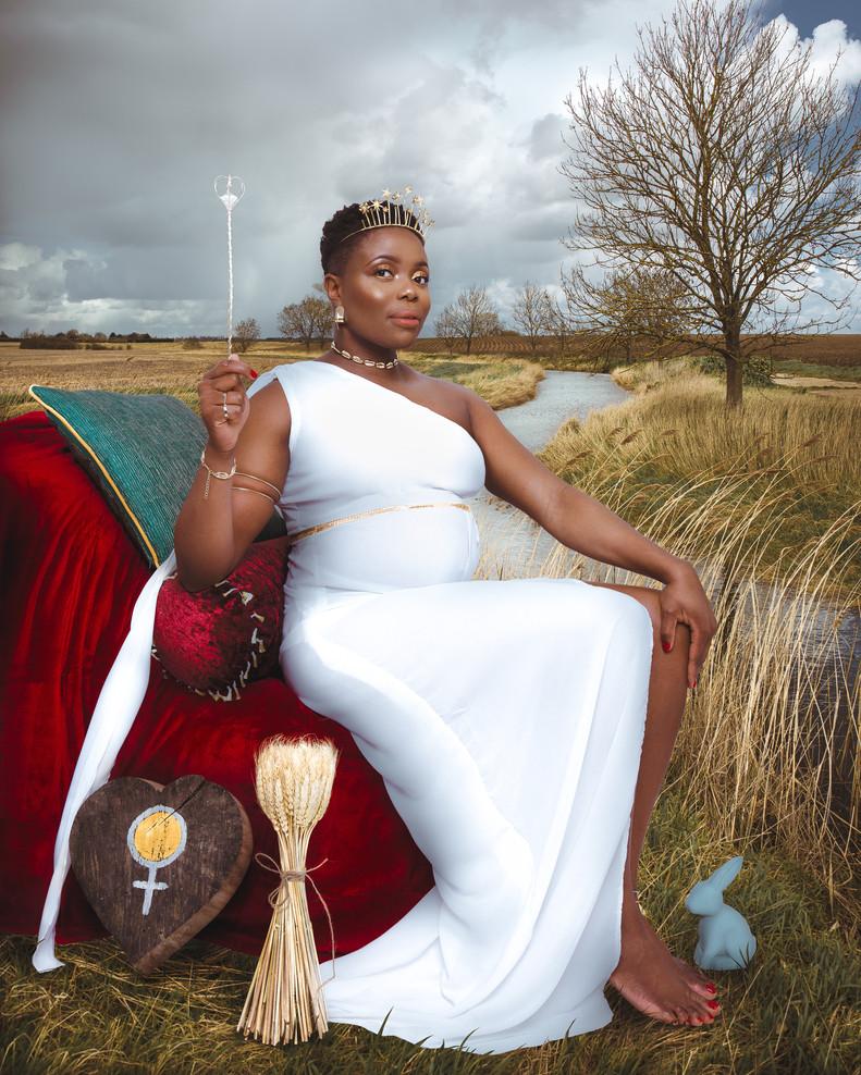 Kelechi Okafor • The Empress