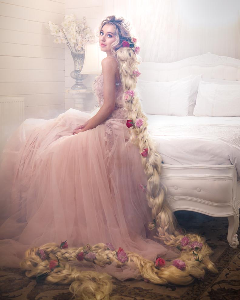 Anastasia Kingsnorth • Rapunzel