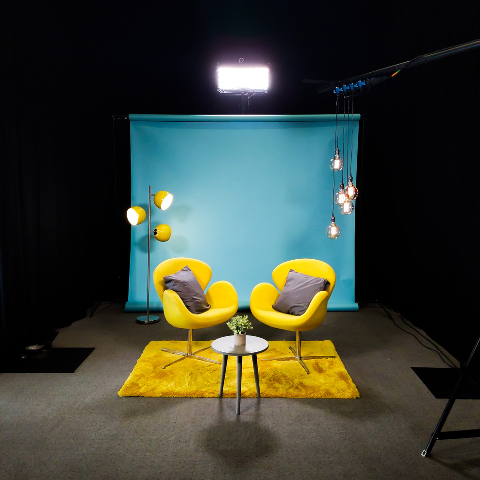 Film Studio Set • For Shell