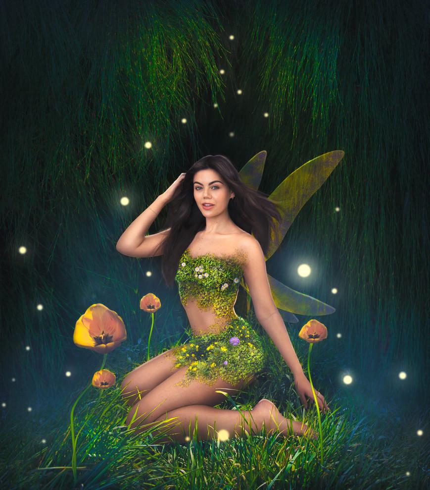 Emily Canham - The Woodland Fae.jpg