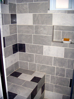 Seating in the shower