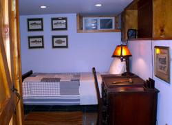 Cozy single bedroom on main floor