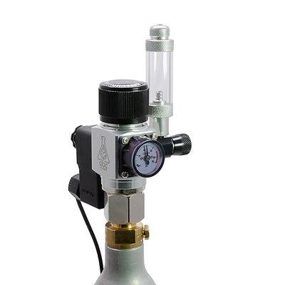CO2ONE universal CO2 regulator