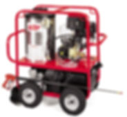Hotsy-Gas-Engine-Series-pressure-washers