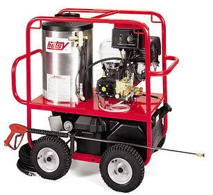 HOTSY PRESSURE WASHER GAS ENGINE