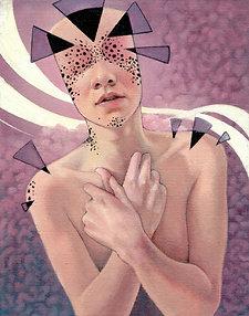 7x9 Print - The Seer