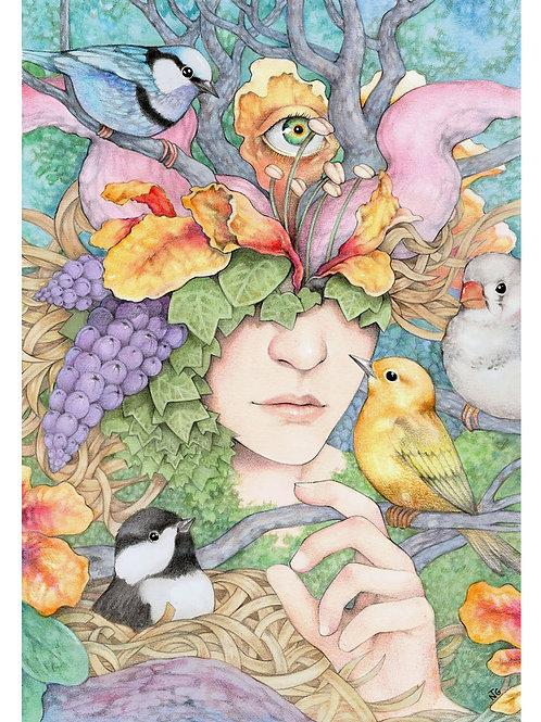11x16 Print - Psilodream