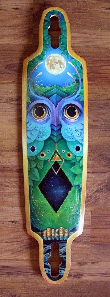 Owlmoth Mech