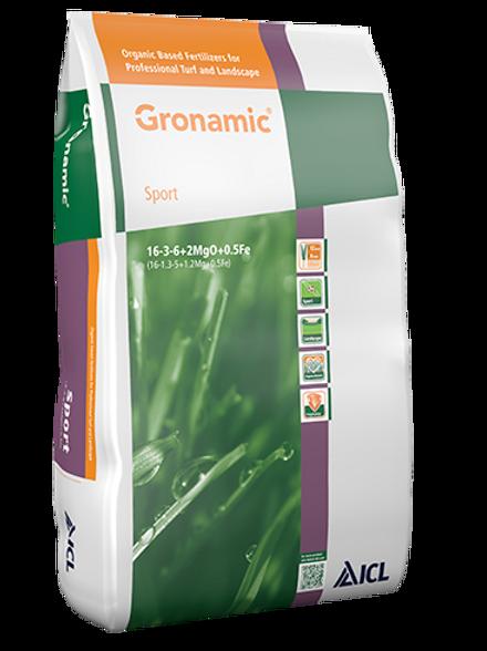 Gronamic Sport High N 16-3-6+2MgO+0.5Fe ...... 1000 Kg