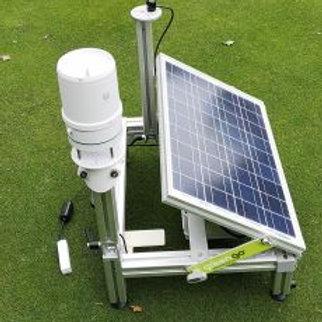 GreenGo Wetterstation für Golf- und Fußballplätze
