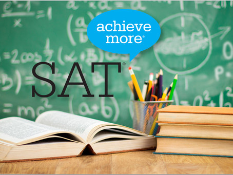SAT exam - all you have to know about it...