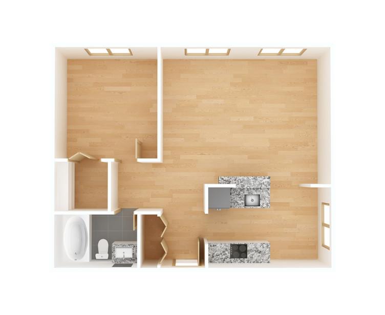 3D Floorplan 4