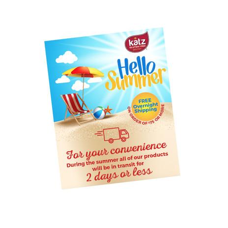 Katz Summer Ad