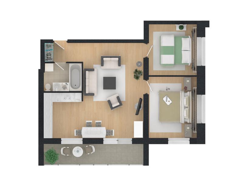 3D Floorplan 5