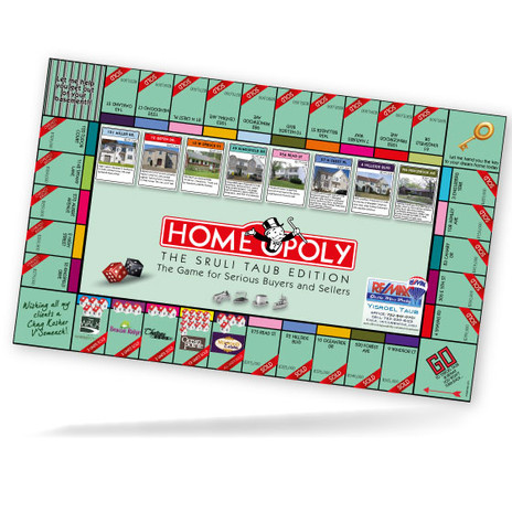 Homeopoly Ad