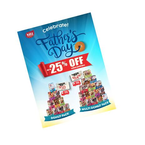Katz Fathers Day Ad