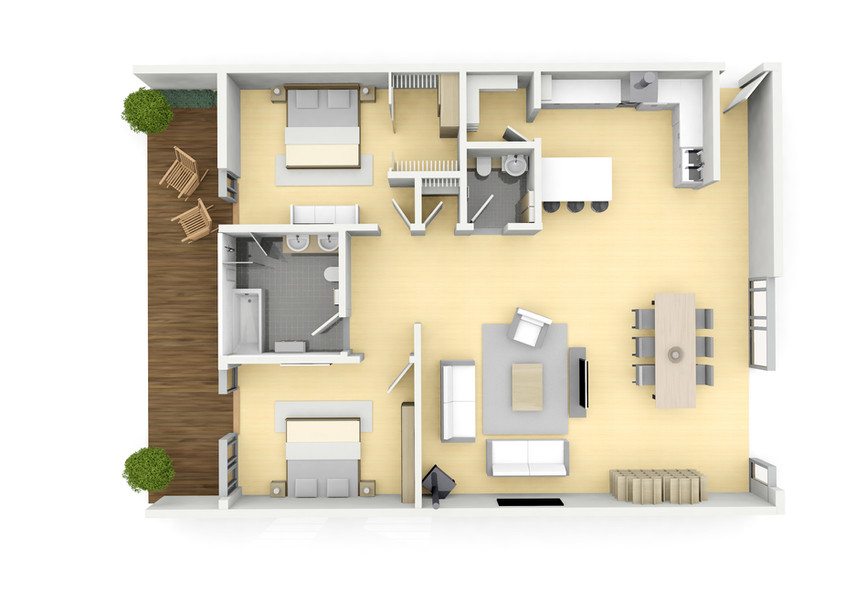 3D Floorplan 3
