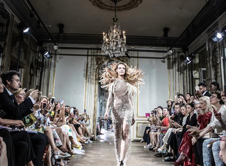 Hommage à ma mère: AW18-19 Paris Couture Show