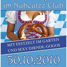 Oktoberfest - Nubeatzz Club Dresden