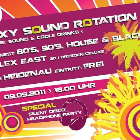 Sexy Sound Rotation - Beach Heidenau