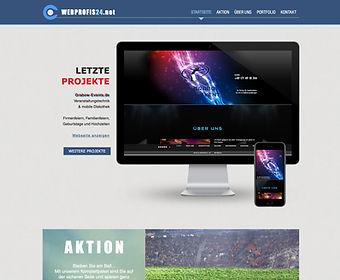 Webprofis24.net | Agentur für Mediengestaltung und Webdesign Deutschland