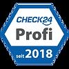 CHECK24 Profi 2018