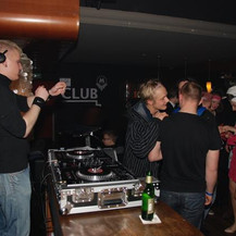 Birthdayparty - Metronom Dresden (2011-11-26)