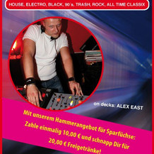 Nachtexpress - Nubeatzz Club Dresden