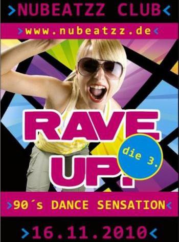 Rave Up - Nubeatzz Club Dresden