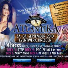Atlantika - Eventwerk Dresden