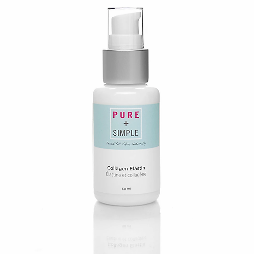 PURE + SIMPLE -  COLLAGEN ELASTIN