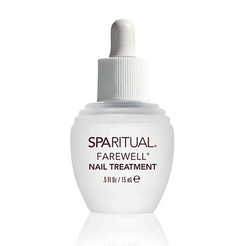 SPARITUAL FAREWELL VEGAN NAIL TREATMENT
