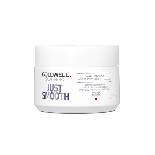 GOLDWELL JUST SMOOTH 60SEC TREATMENT