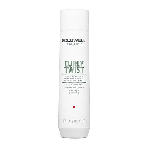 GOLDWELL CURLY TWIST SHAMPOO 300ML