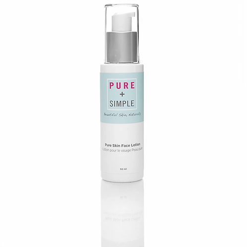 PURE + SIMPLE -  PURE SKIN FACE LOTION