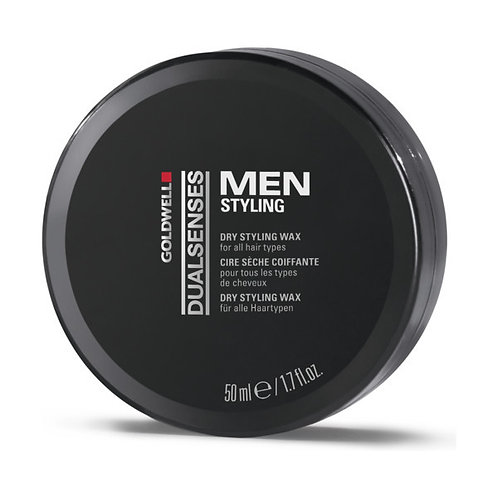 GOLDWELL MEN'S DRY STYLING WAX