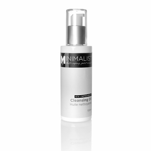 PURE + SIMPLE -  CLEANSING OIL