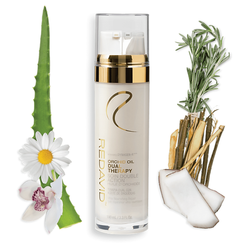 REDAVID ORCHID OIL® DUAL THERAPY® TREATMENT