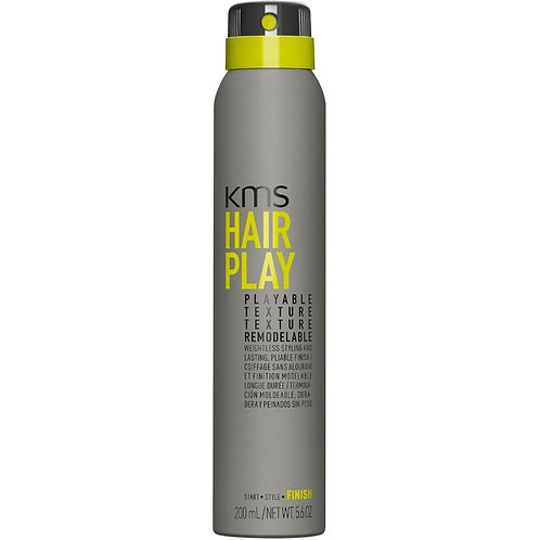 KMS HAIR PLAY PLAYABLE TEXTURE