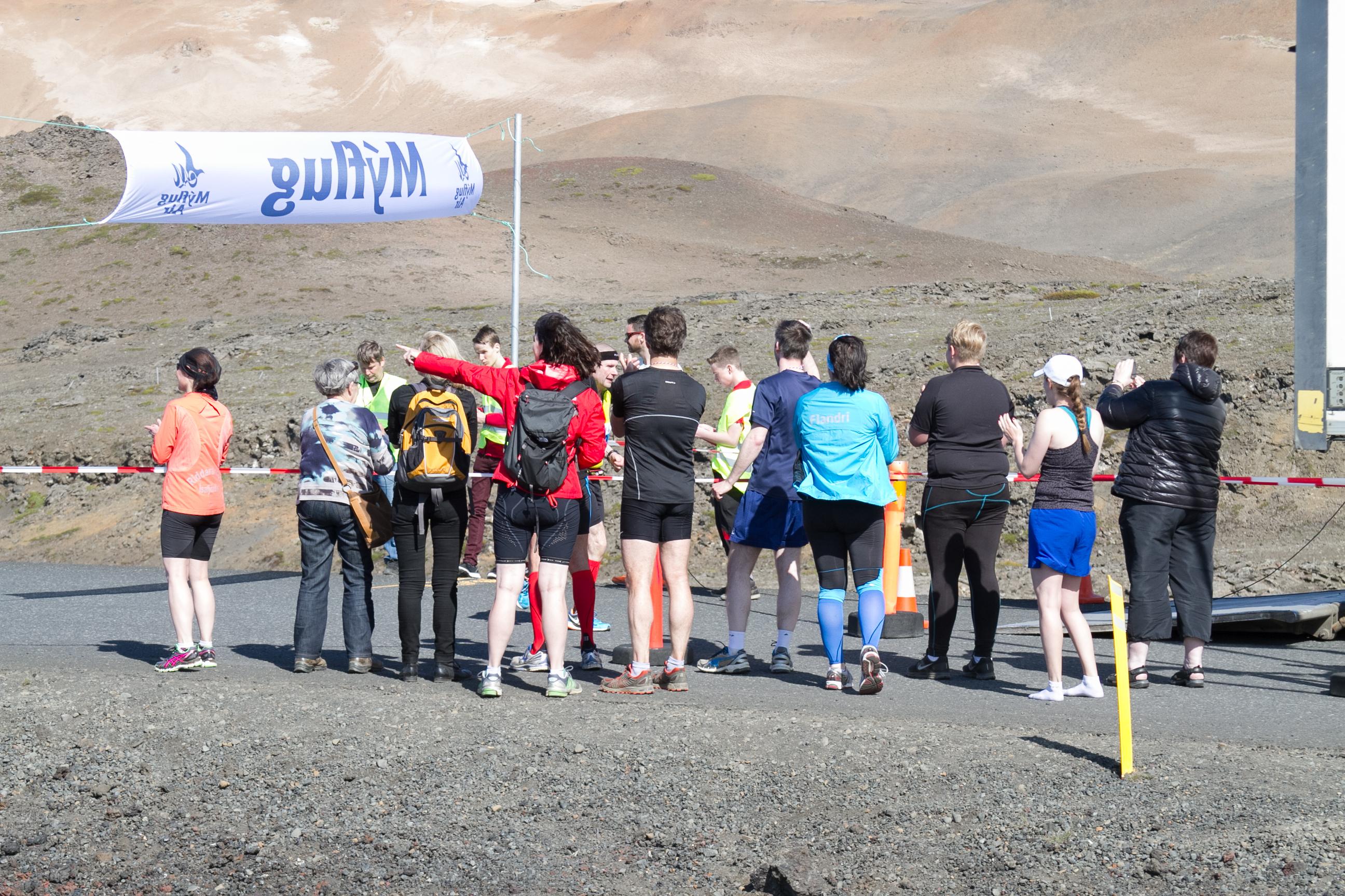 Mývatn Marathon
