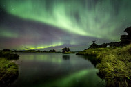 Myvatn-Northernlights-GEO TRAVEL, North