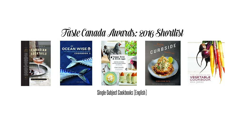 Taste Canada!
