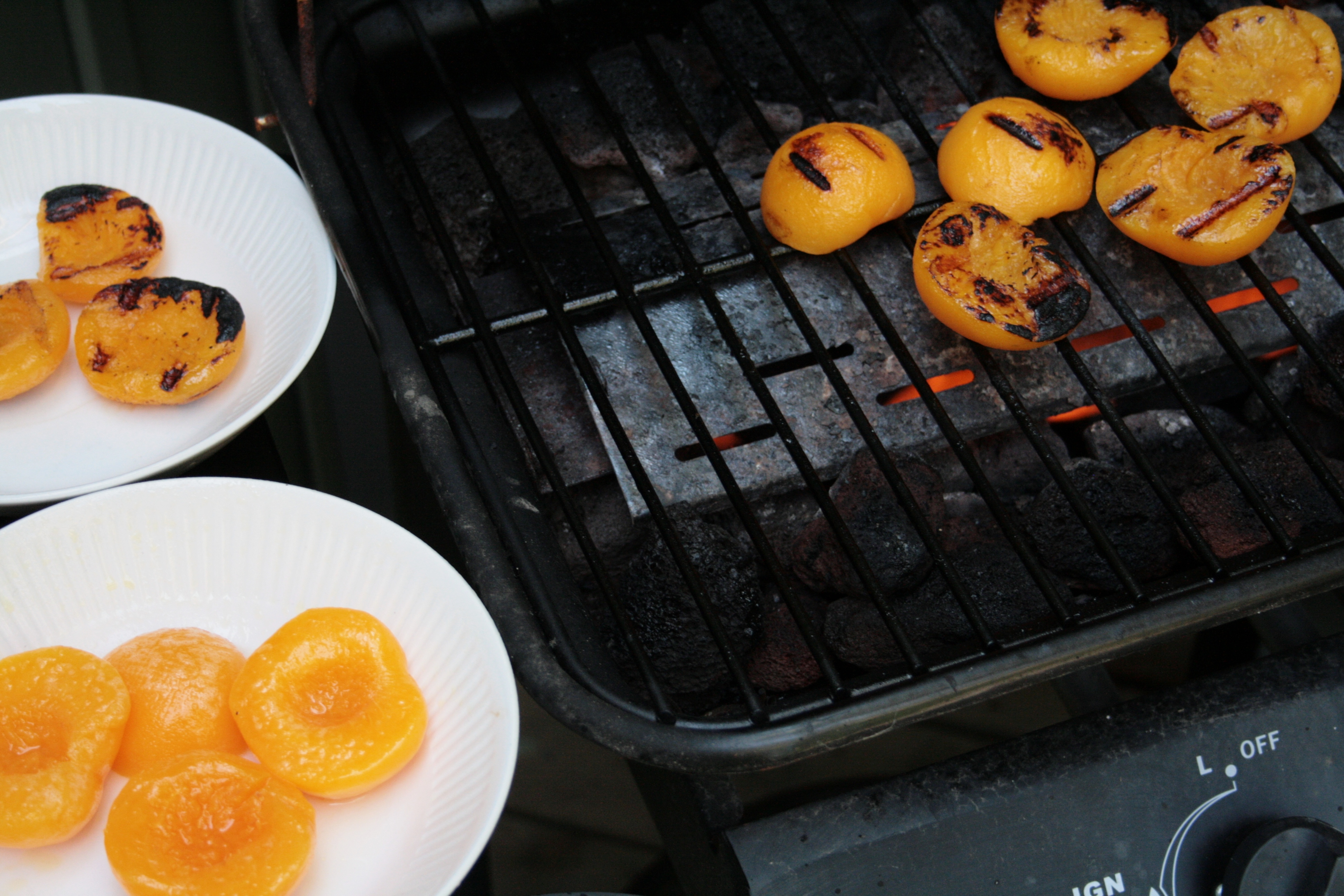 grilled peach cake 007