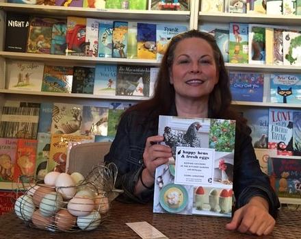 At BookLore, Orangeville
