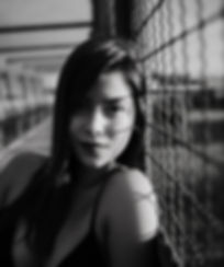 beautiful-woman-black-and-white-fence-19