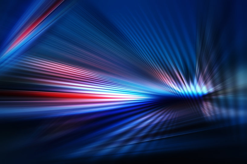 abstract dark background of light with s