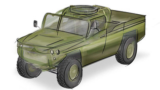Defenture develops tactical vehicle for German special forces