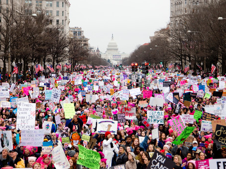 From The Reclaim: Regardless of what happens in 2020, women must keep marching