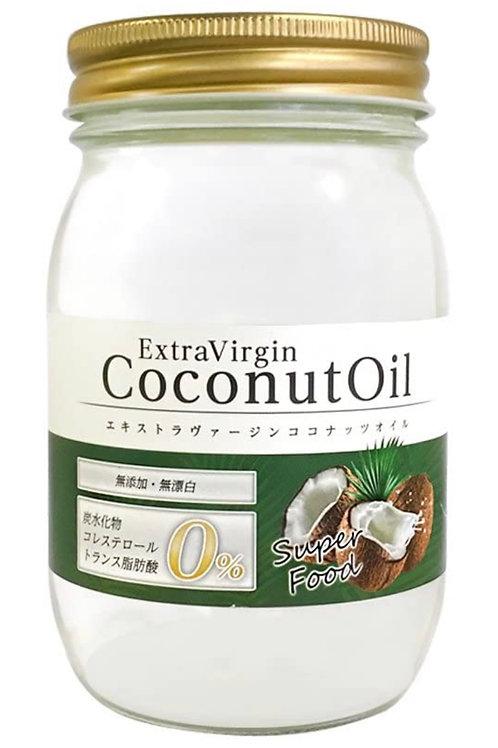 エクストラヴァージンオーガニックココナッツオイルココナッツ